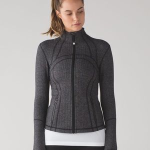 lululemon full zip define jacket
